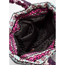Женская стеганая сумка Pool 69 Pink Blue