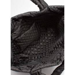 Женская стеганая сумка PP1 Eco Black