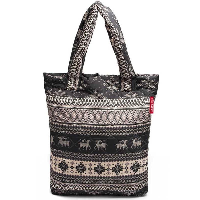 Стеганая сумка с орнаментом NS14