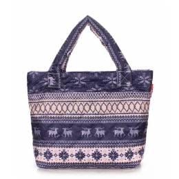 Дутая сумка NS19 Azure