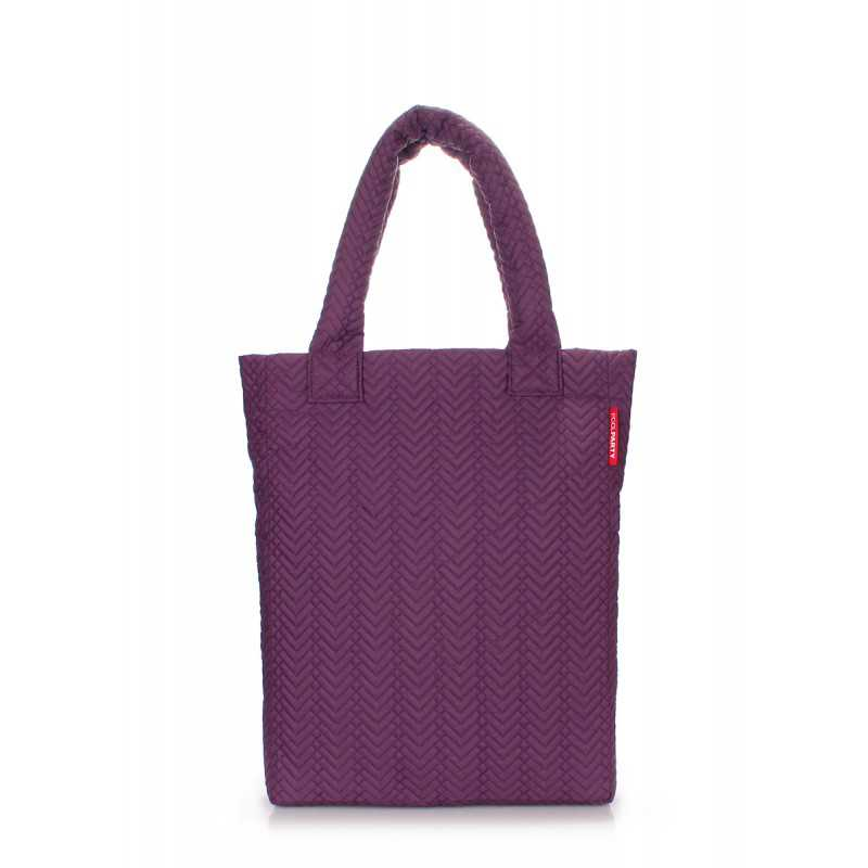 Стеганая сумка NS3 Violet Fir