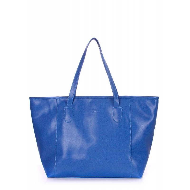 Женская кожзам сумка Pool Blue Safyan