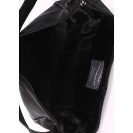 Женская сумка из искусственной кожи PURSE black