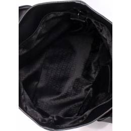 Сумка из кожзама Holiday Safyan black