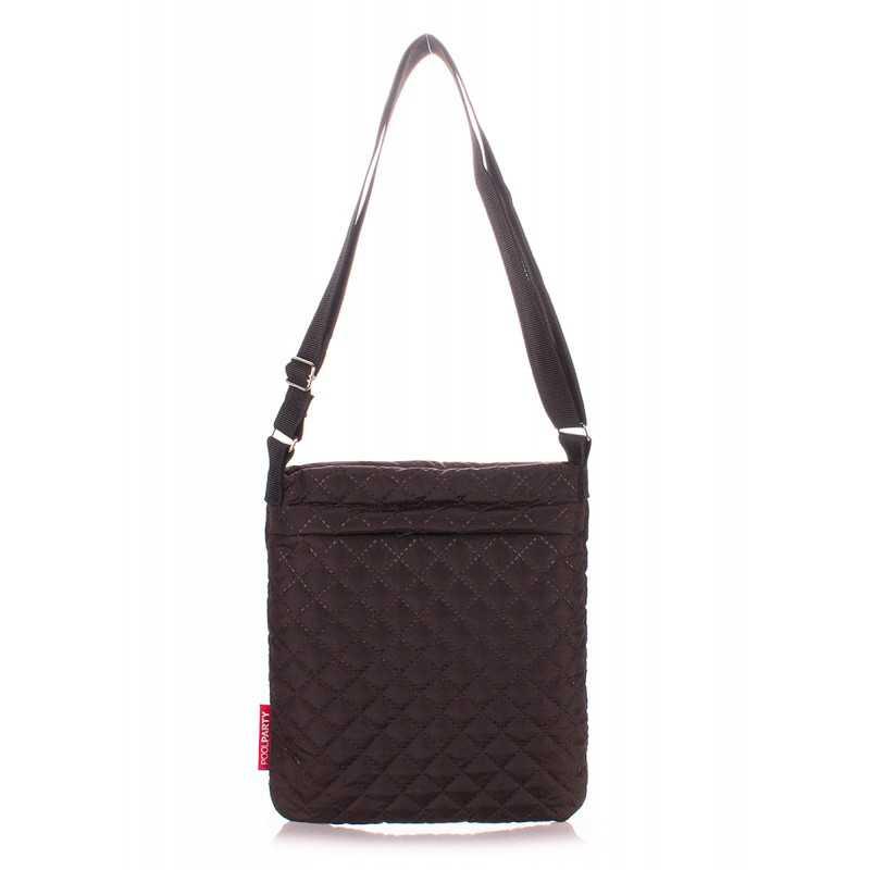 Стеганая сумка-планшет Pool59 Eco Brown