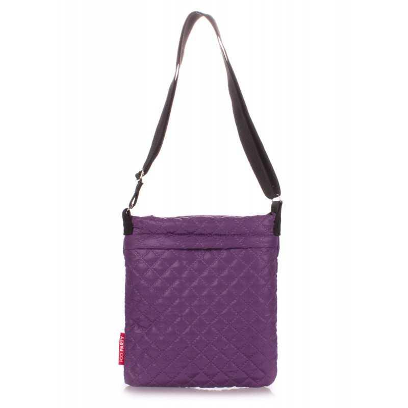 Стеганая сумка-планшет Pool59 Eco Violet