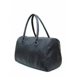 Сумка саквояж HANDBAG Pool87 Black PU
