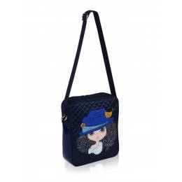 Детская сумка Alba Soboni 0313 blue