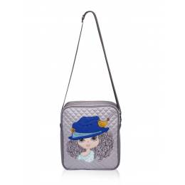 Детская сумка Alba Soboni 0313 grey
