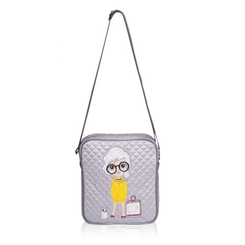 Детская сумка Alba Soboni 0314 grey