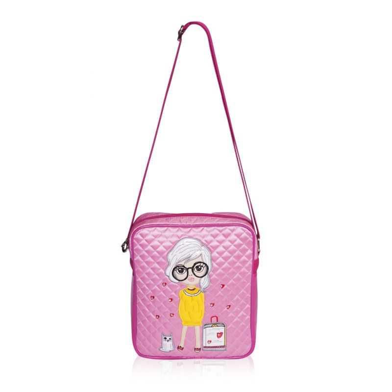 Детская сумка Alba Soboni 0314 pink
