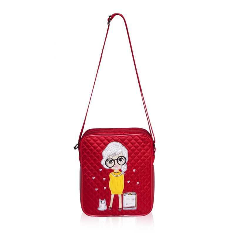 Детская сумка Alba Soboni 0314 red