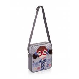 Детская сумка Alba Soboni 0315 grey
