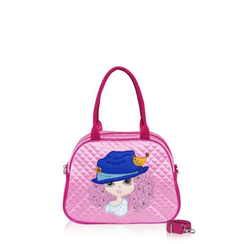 Детская сумка-саквояж Alba Soboni 0323 pink
