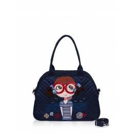 Детская сумка-саквояж Alba Soboni 0325 blue