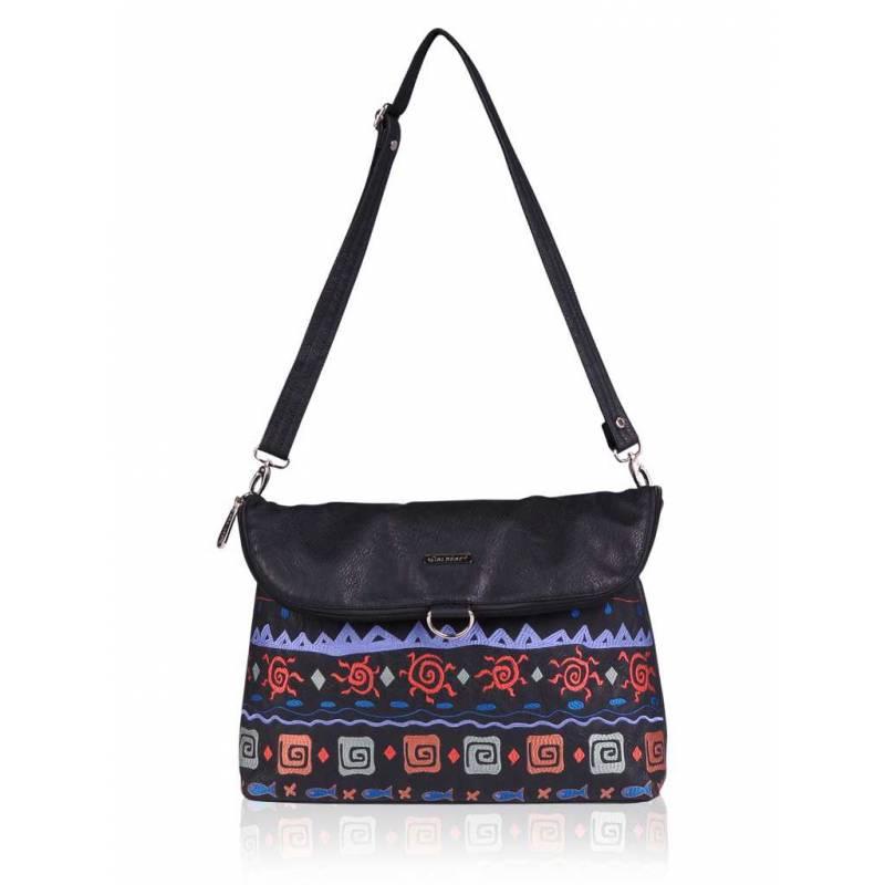 Cумка-рюкзак Alba Soboni 151545 black