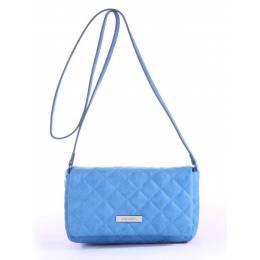 Клатч Alba Soboni 161077 light blue
