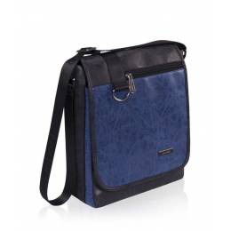 Сумка-унисекс Alba Soboni 161201 black-blue