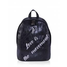 Молодежный рюкзак Alba Soboni 161234 black