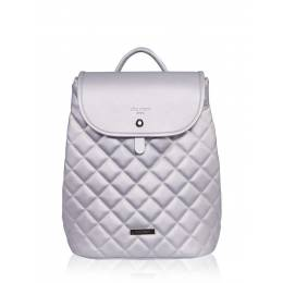 Молодежный рюкзак Alba Soboni 161236 silver