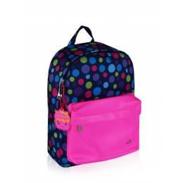 Детский рюкзак Alba Soboni 161238 blue-pink
