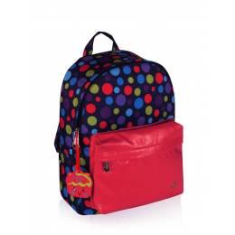 Детский рюкзак Alba Soboni 161239 blue-raspberry