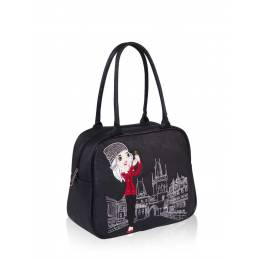 Школьная сумка Alba Soboni 161240 black