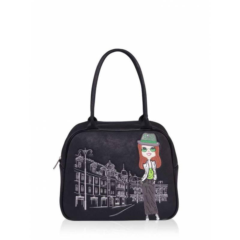 Школьная сумка Alba Soboni 161241 black