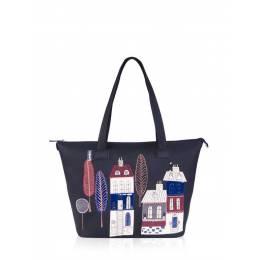 Женская сумка Alba Soboni 161302 black