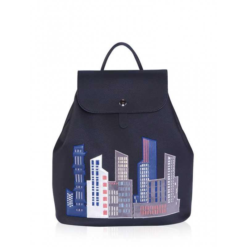 Молодежный рюкзак Alba Soboni 161311 black