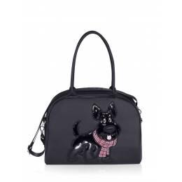 Женская сумка Alba Soboni 161500 black