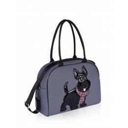 Женская сумка Alba Soboni 161500 grey