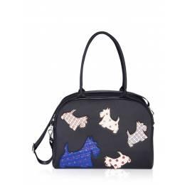 Женская сумка Alba Soboni 161501 black