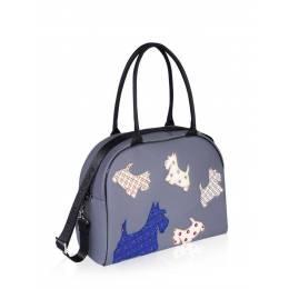 Женская сумка Alba Soboni 161501 grey