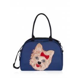 Женская сумка Alba Soboni 161502 blue