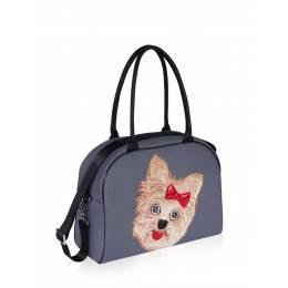 Женская сумка Alba Soboni 161502 grey