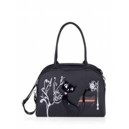 Женская сумка Alba Soboni 161503 black