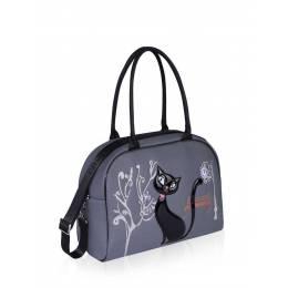 Женская сумка Alba Soboni 161503 grey
