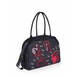 Женская сумка Alba Soboni 161504 black