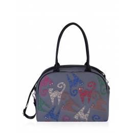 Женская сумка Alba Soboni 161505 grey