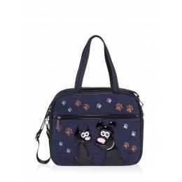 Женская сумка Alba Soboni 161600 black