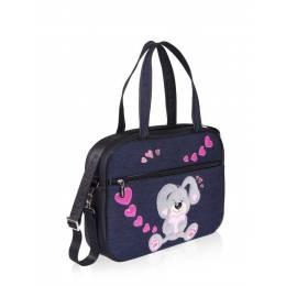 Женская сумка Alba Soboni 161601 black
