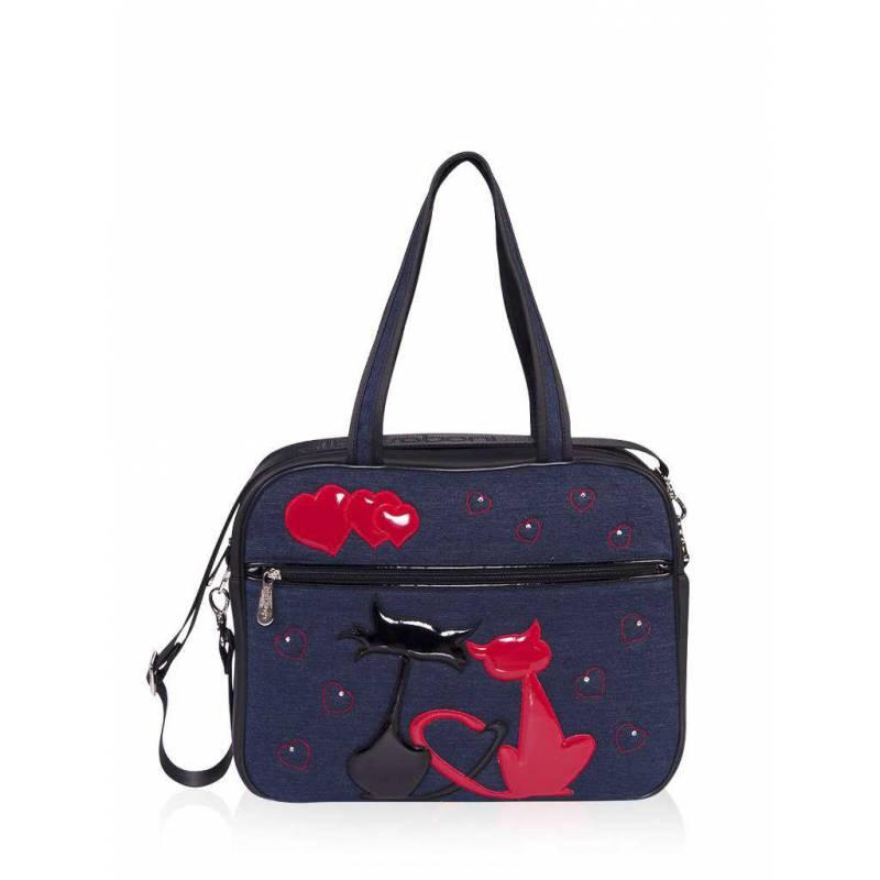 Женская сумка Alba Soboni 161603 black