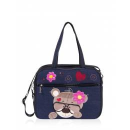 Женская сумка Alba Soboni 161604 black