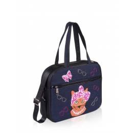 Женская сумка Alba Soboni 161605 black