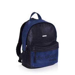 Рюкзак Alba Soboni 161717 black-blue