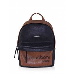 Рюкзак Alba Soboni 161718 black-brown