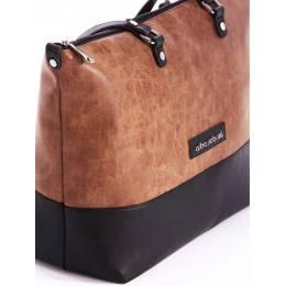 Женская сумка Alba Soboni 162025 black-brown