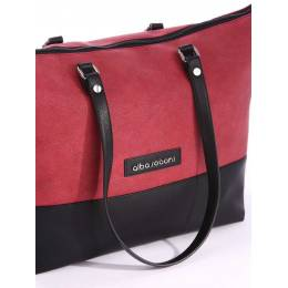 Женская сумка Alba Soboni 162028 black-red