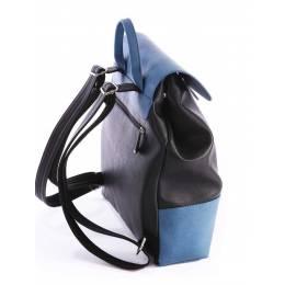 Рюкзак Alba Soboni 162036 black-blue
